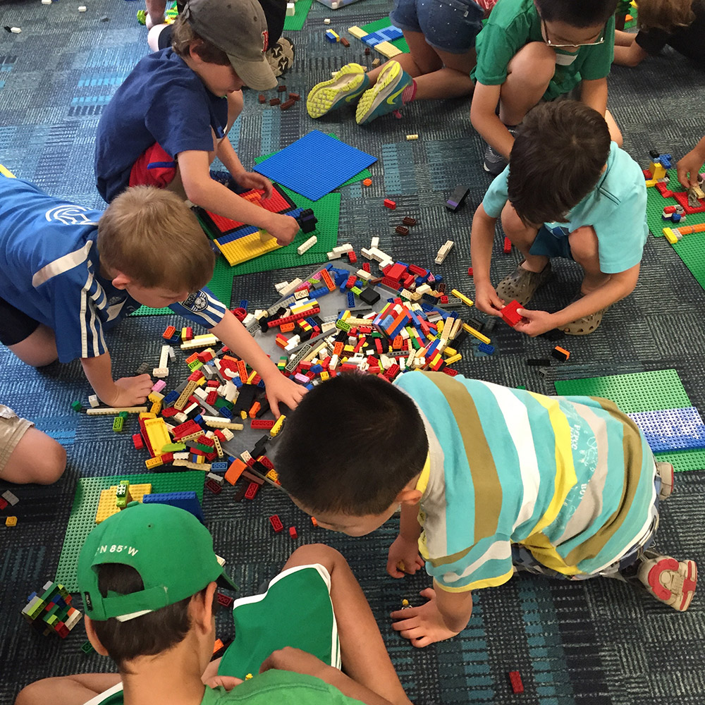 Amazing Summer: Arlington Community Education