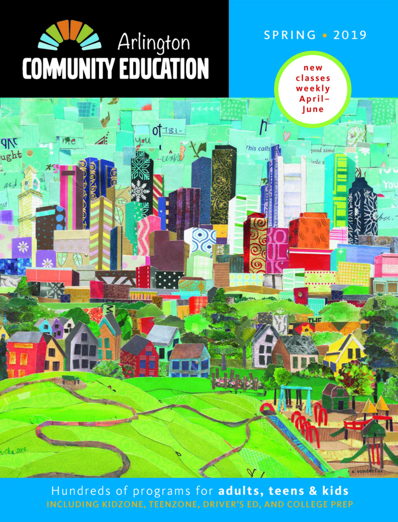 Call for Cover Artists: 2019/20 - Arlington Community Education